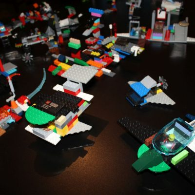 Atelierul Lego Fantasia pentru copii