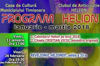 PROGRAMUL CLUBULUI HELION
