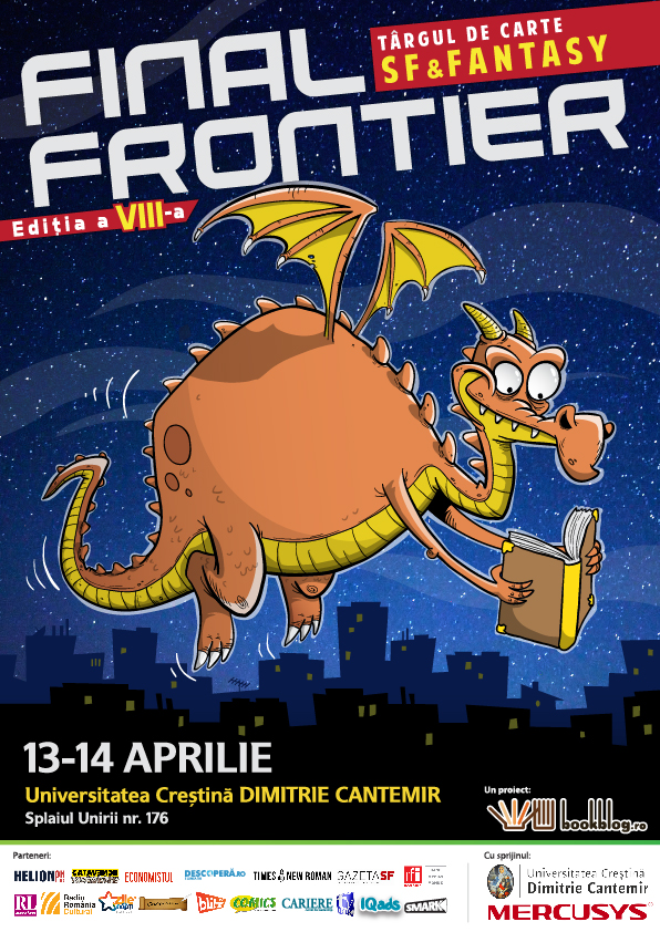 afis Final Frontier 8