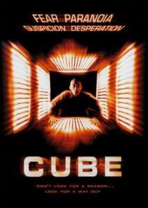 cube-movie-poster-1997-Vincenzo Natali