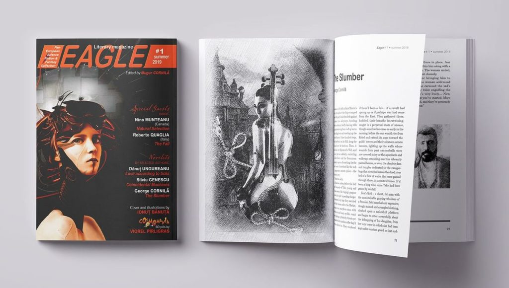 Revista Eagle